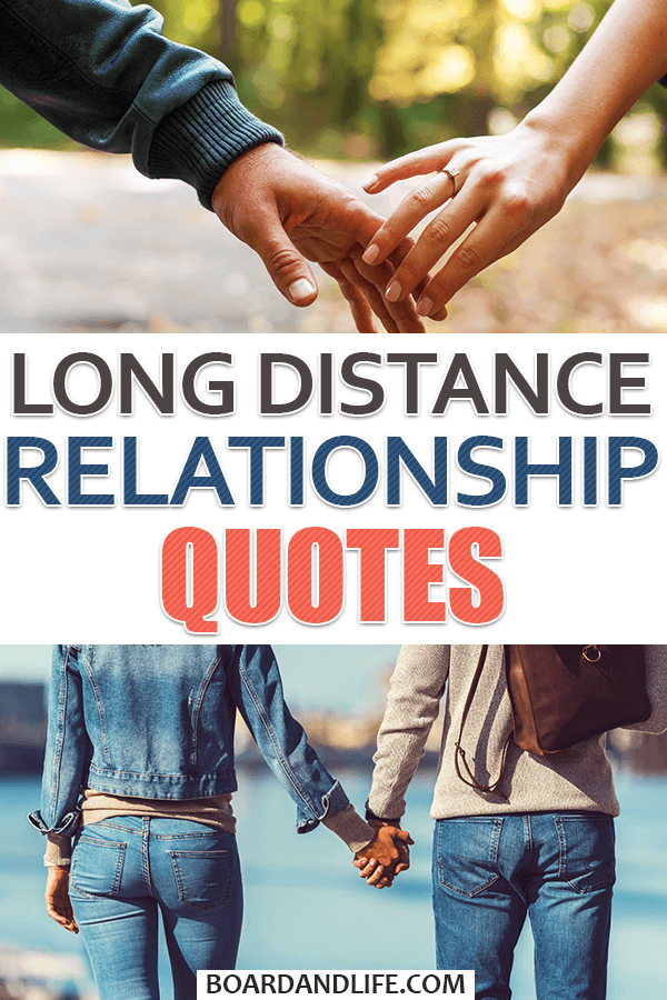 Long Distance Relationship Quotes