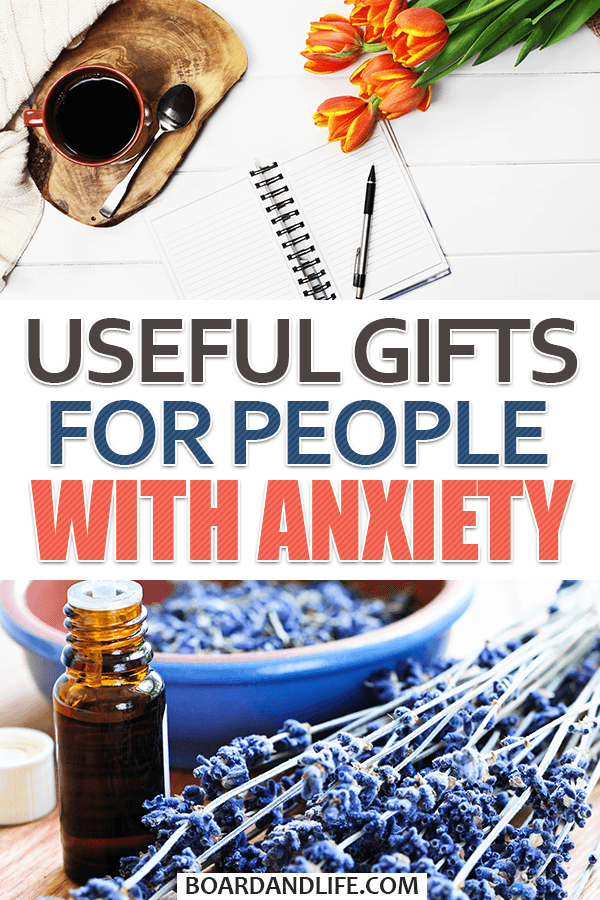 Useful gifts for people with anxiety