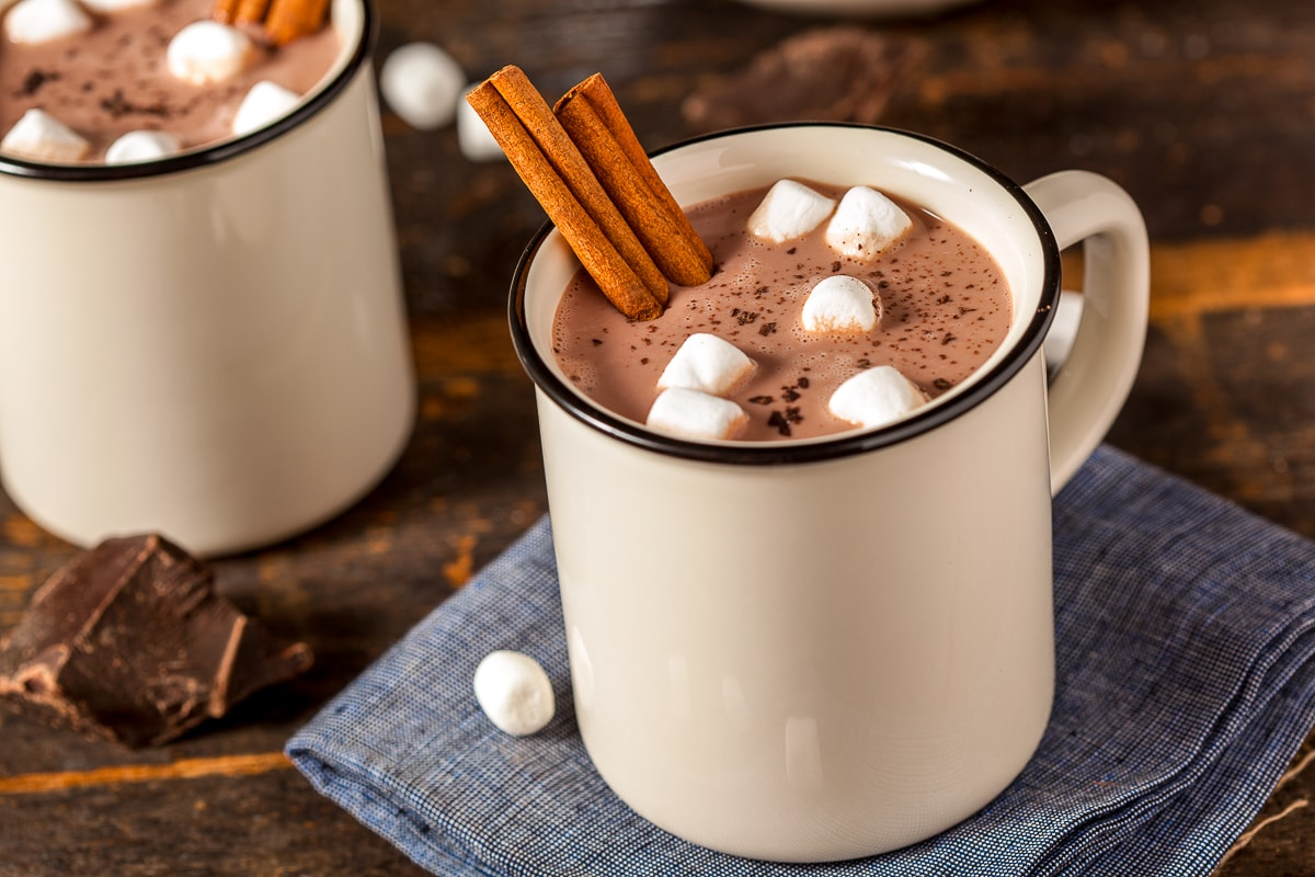 5 Of The Best Hot Chocolate Recipes To Stay Super Cozy This Winter
