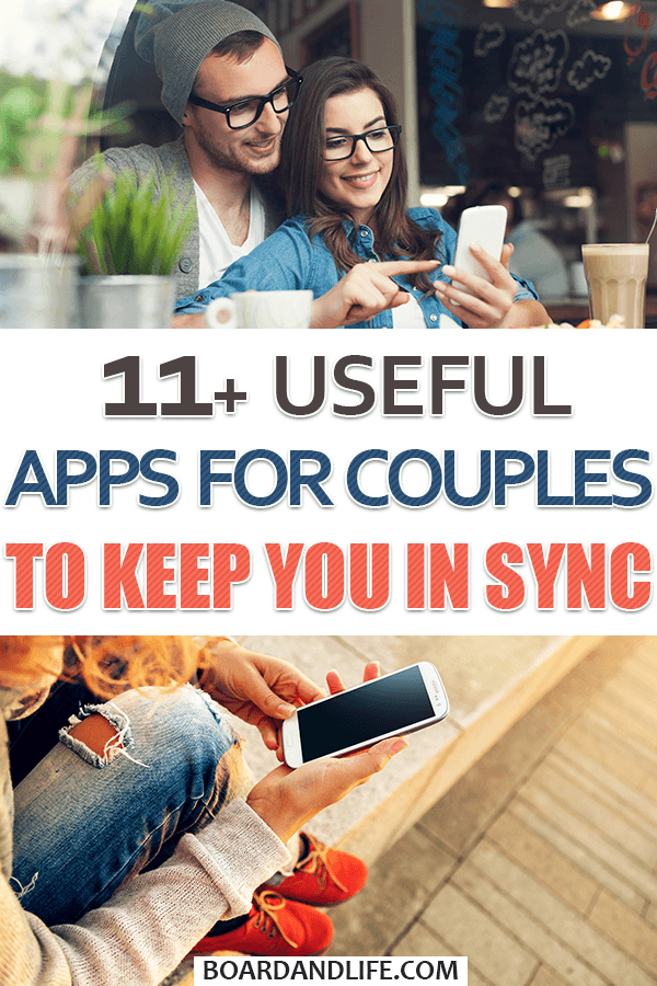Useful apps for couples