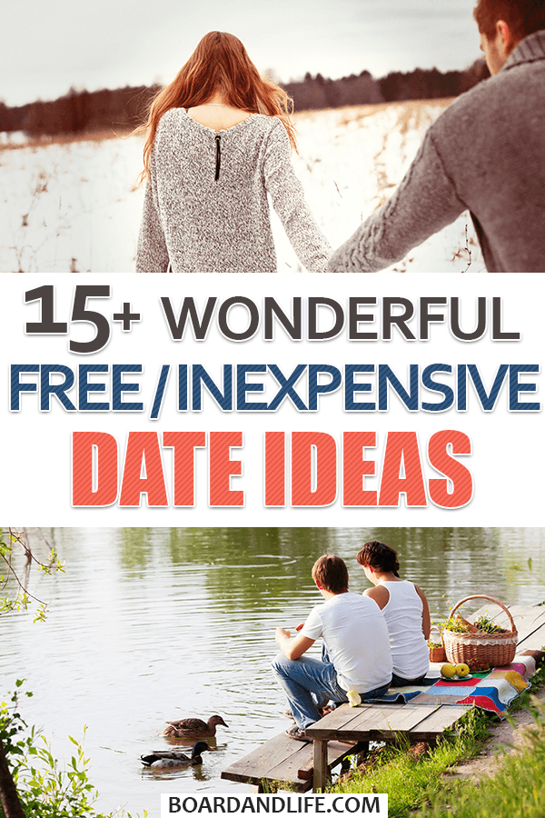 Wonderful free or inexpensive date ideas