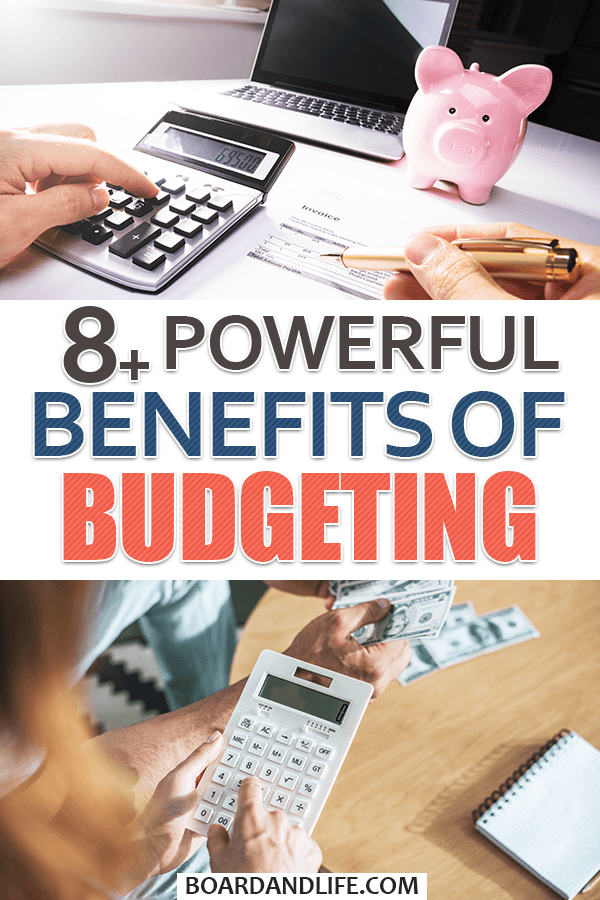 Powerful Benefits of Budgeting