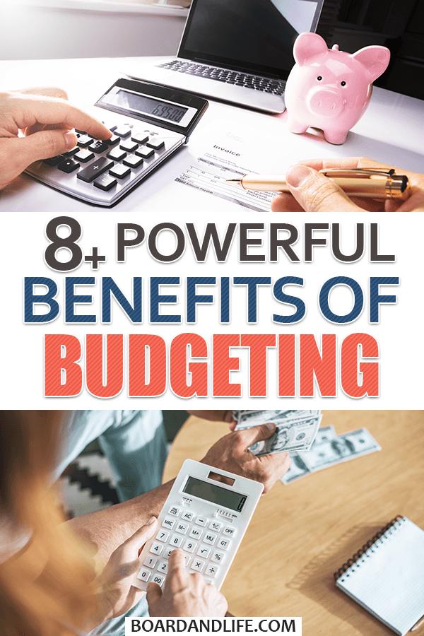 Powerful Benefits of Budgeting