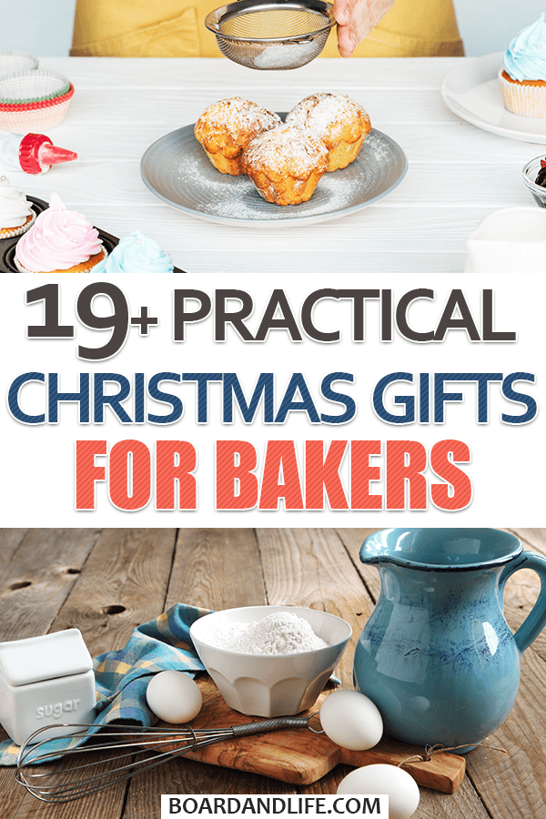 Christmas Gifts For Bakers Pin