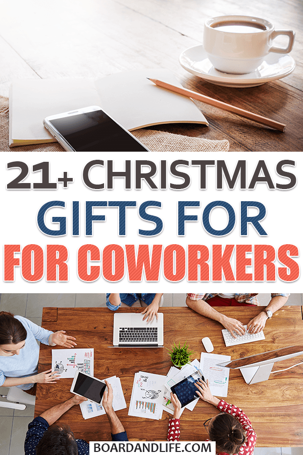 Christmas Gifts For Coworkers