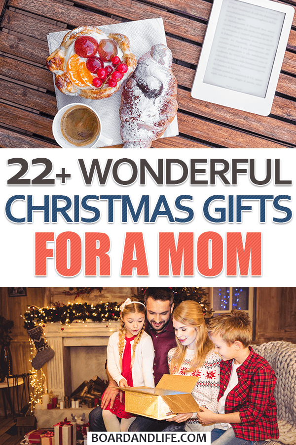 Wonderful Christmas Gifts For A Mom Pin