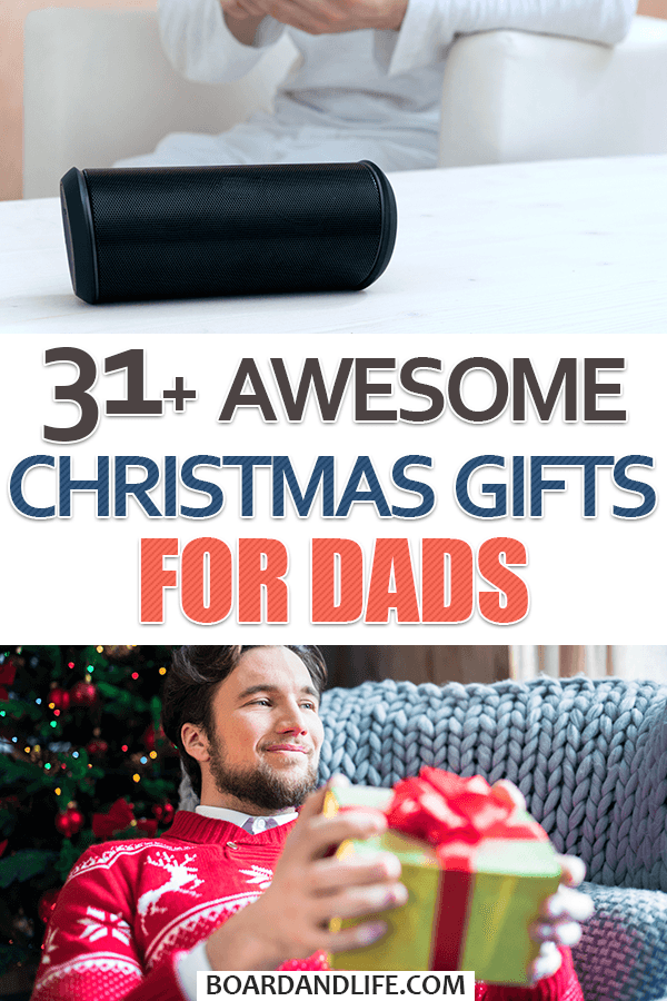 Awesome Christmas Gifts For Dads