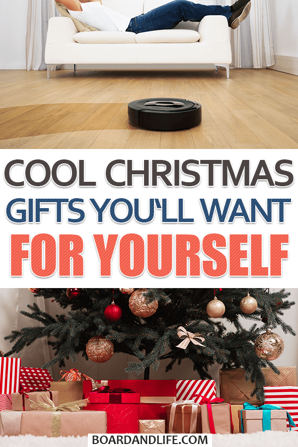 Cool Christmas Gifts Pin