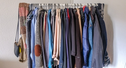 How To Store Your Clothes Without A Closet Or Dresser