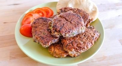 Easy & Delicious Bean Zucchini Fritters Recipe
