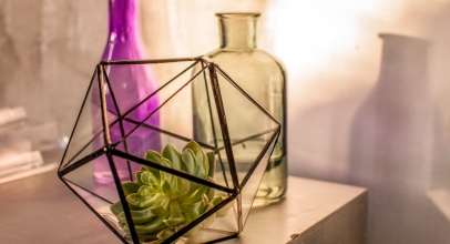 13 Geometric Decor Pieces That Are Super Trendy
